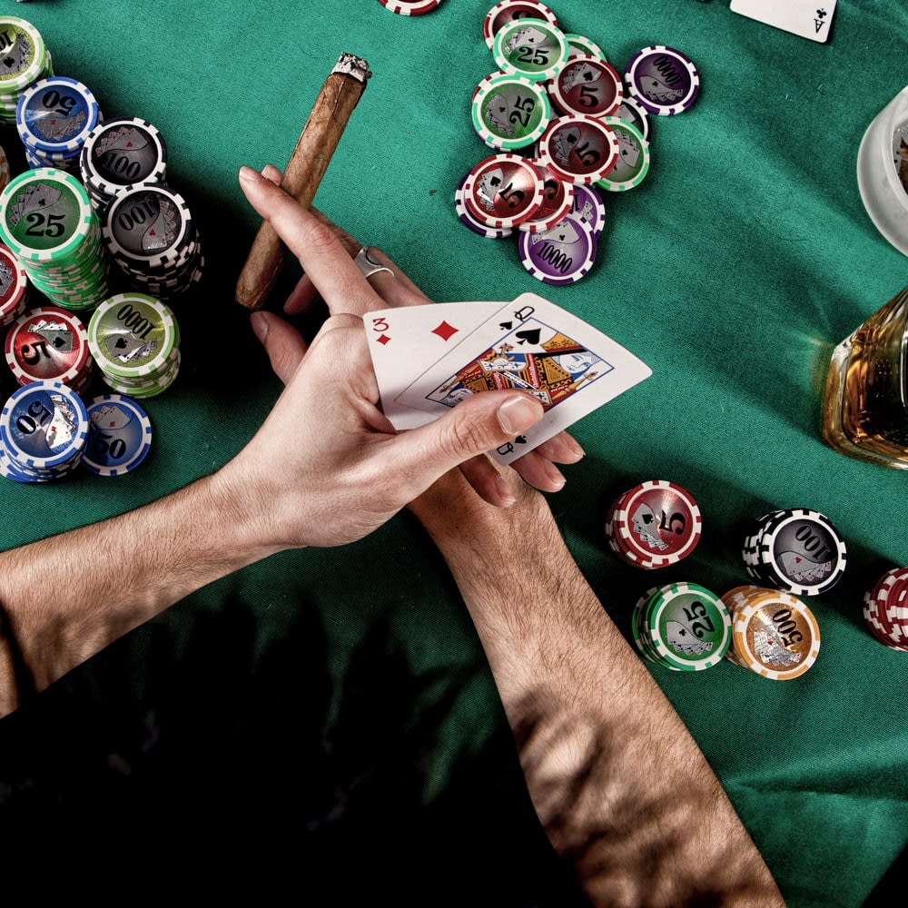De bästa Texas Hold'em-kasinon online